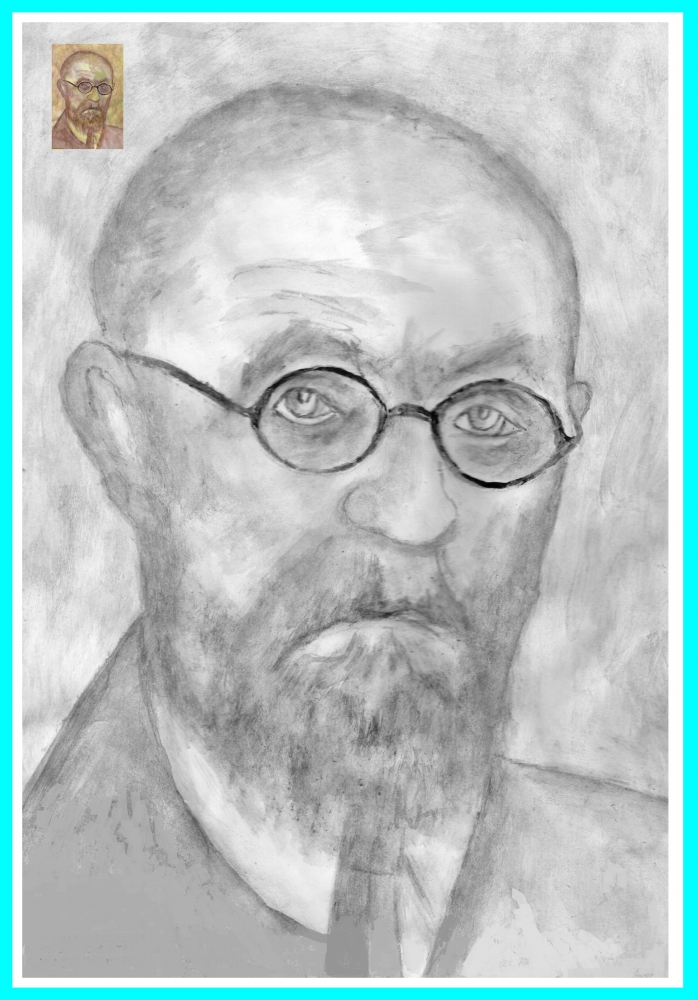 Henri Matisse por Vuilletjossjoss